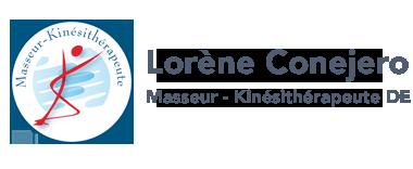 Lorène Conejero Masseur Kinésithérapeute